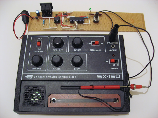 SX-150 MIDI Interface Complete