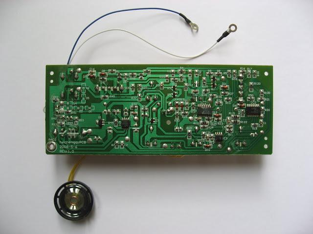 SX-150 PCB Back